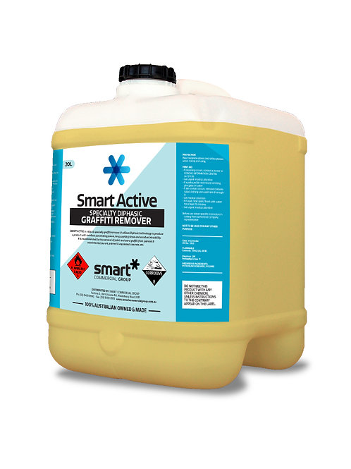 Smart Active Graffiti Remover