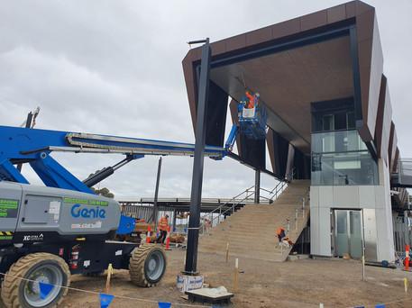 Rockbank Station- Work in Progress