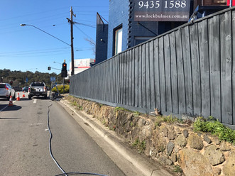 Graffiti Removal and painting