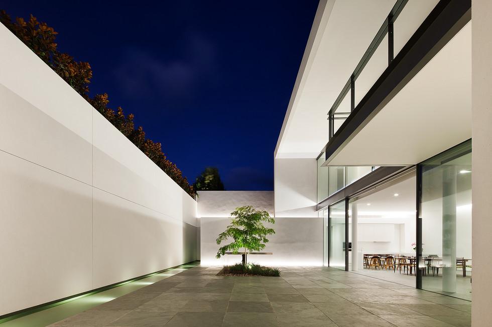Contemporary Japanese garden - Toorak