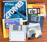 Syquest Products, Zip & Jaz Kodak Picture Disks Sony Music Disks