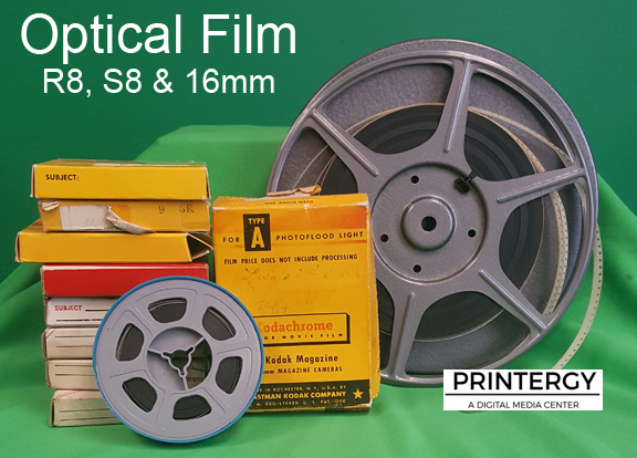 Video Optical Film