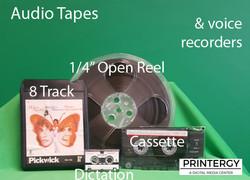 Audio Types
