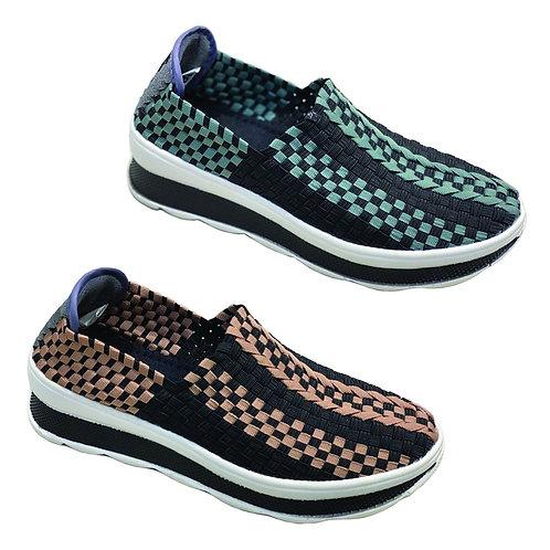 Ketupat Weaving Sneakers