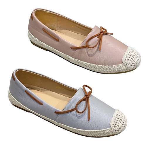 Casual Cutie Bow Flats