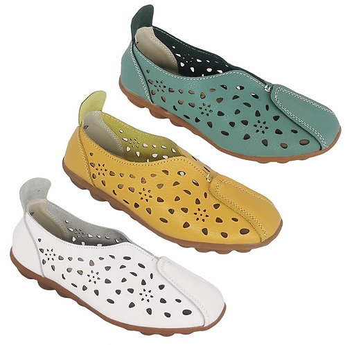 Leather Comfort Shoe