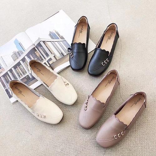 Renee premium calf leather shoe