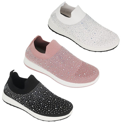 Aleyssa Comfort D Sneakers Travel C Shoe