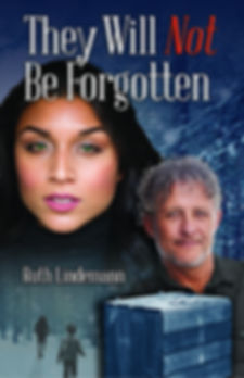 They Will Not Be Forgotten_Front Cover_R