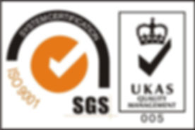 ISO certified by SGS