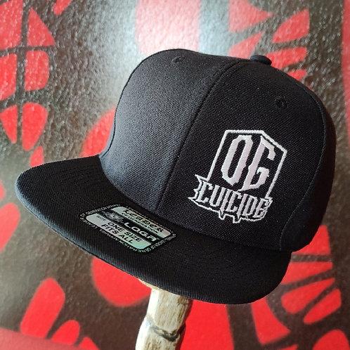 OG Cuicide X Voodoo Nation LLC. Collab Snapback Hat
