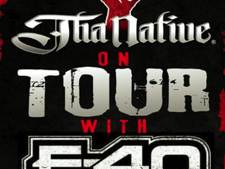 OC Show and E-40 Tour