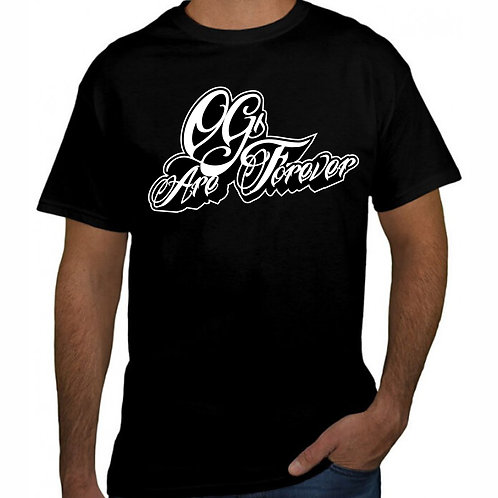 (PLUS SIZE) OG's Are Forever Tee