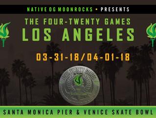 Kushstock Festival and The 420 Games - Presented by Native OG Moonrocks