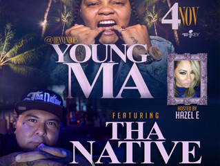 Tha Native with Young M.A. in Los Angeles