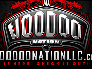 New Website from Voodoo Nation LLC