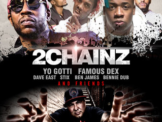 Octurnal featuring 2 Chainz, Tha Native and more in Ontario, California