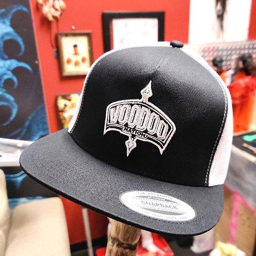 Voodoo Nation LLC. (Black & White) Snapback