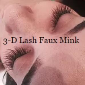 3-D Lash Faux Mink