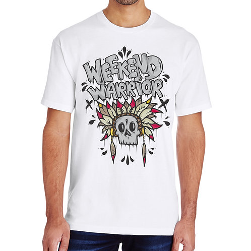 Voodoo Nation LLC. x Jonezy Artwork Collab Tees
