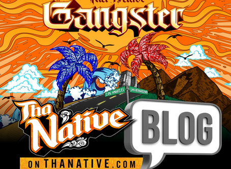 Tha Native's Gangster single featured on Musicexistence.com