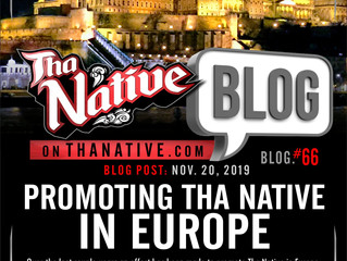 PROMOTING THA NATIVE IN EUROPE