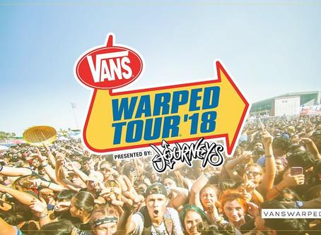 Tha Native live at Vans Warped Tour