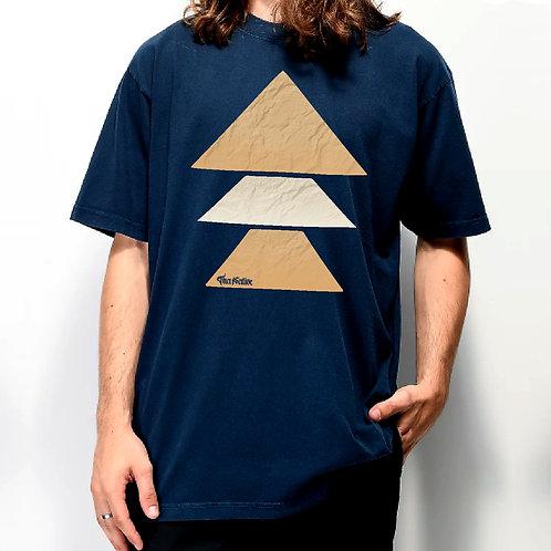Tha Native Arrow & Toon (Navy Blue) Tee