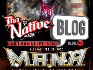 MANA, by Tha Native, coming soon.