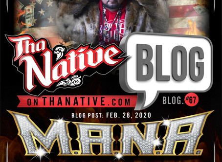 MANA, by Tha Native, coming soon.