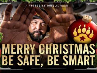 Merry Christmas - Be Safe, Be Smart - Trouble Music Video