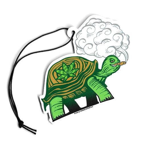 Smoking Tortoise Air Freshener