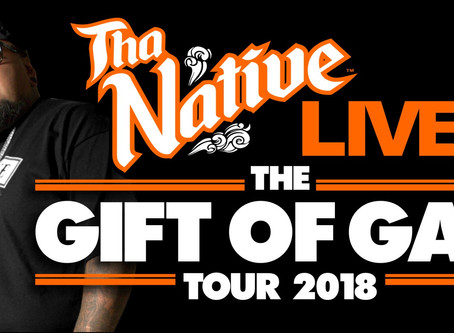 Gift of Gab Tour with Tha Native