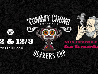 Blazers Cup with Tommy Chong and Tha Native