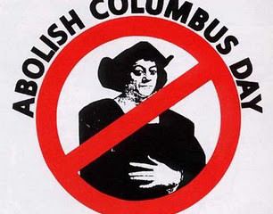 Columbus Day? Why?