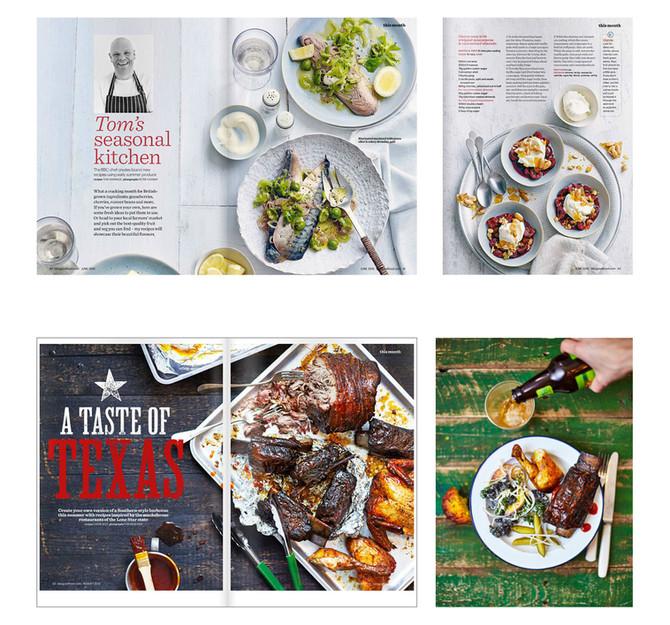 BBC GOOD FOOD   magazine articles
