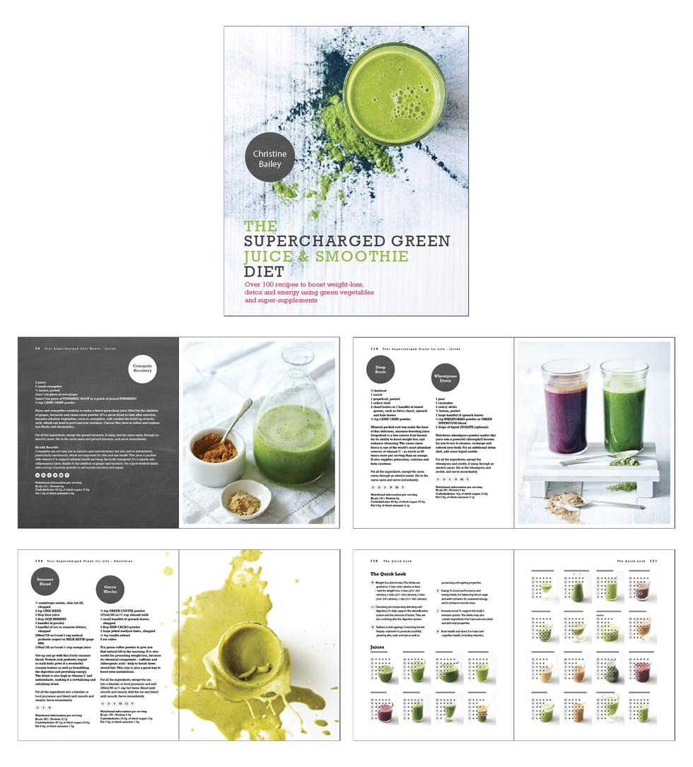 NOURISH PUBLISHING | cook book