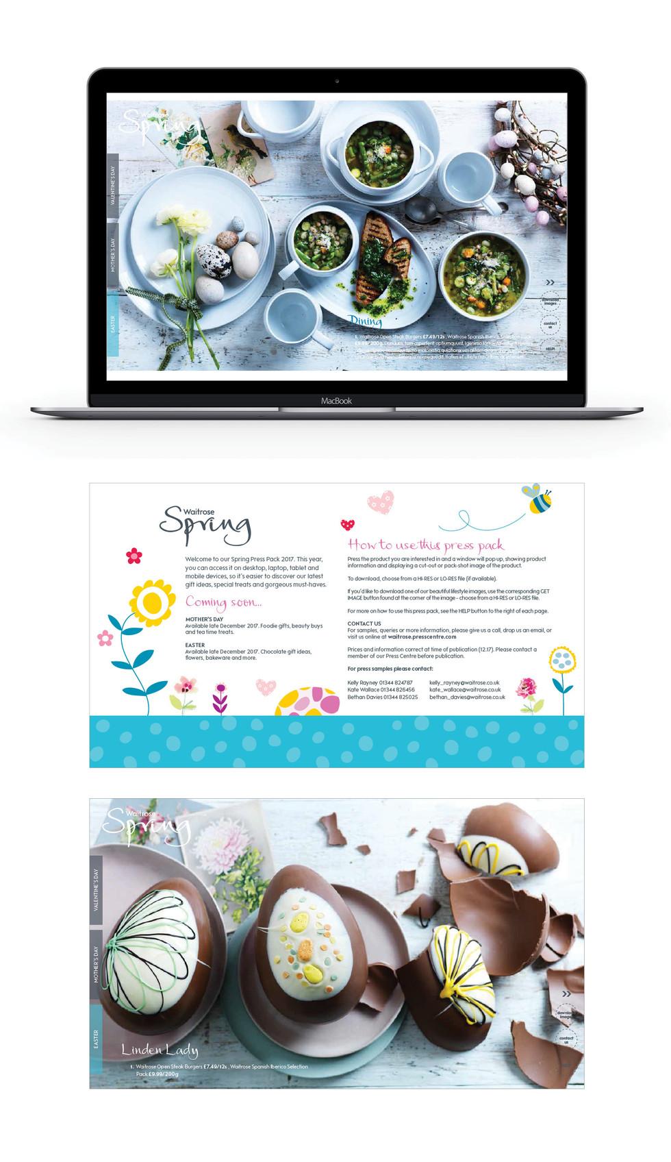 WAITROSE | Online press pack