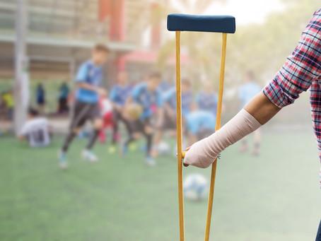 5 uzroka povrjeđivanja djece u sportu