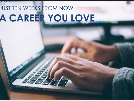 A career you love