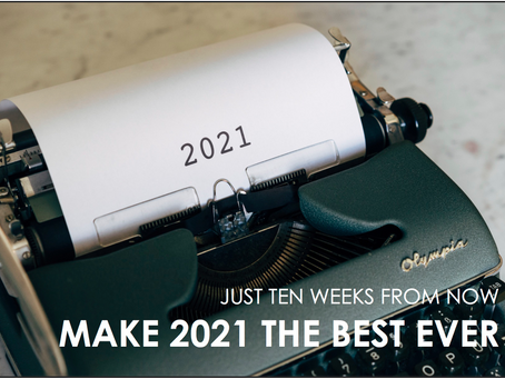 Make 2021 the best ever