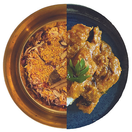 GASSI - Spicy Coconut Curry