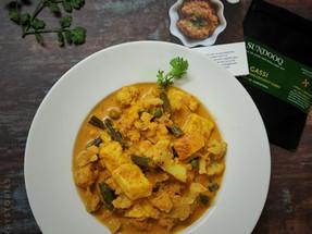 Rumpa's Paneer Veggie Gassi