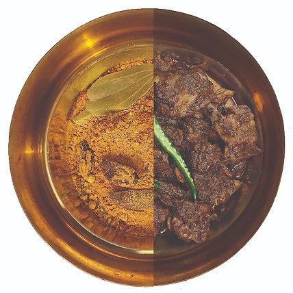 ROGANJOSH - Native Kashmiri Chilly Curry