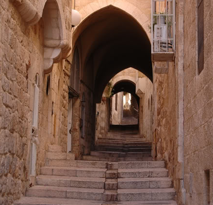 gaze Jerusalen