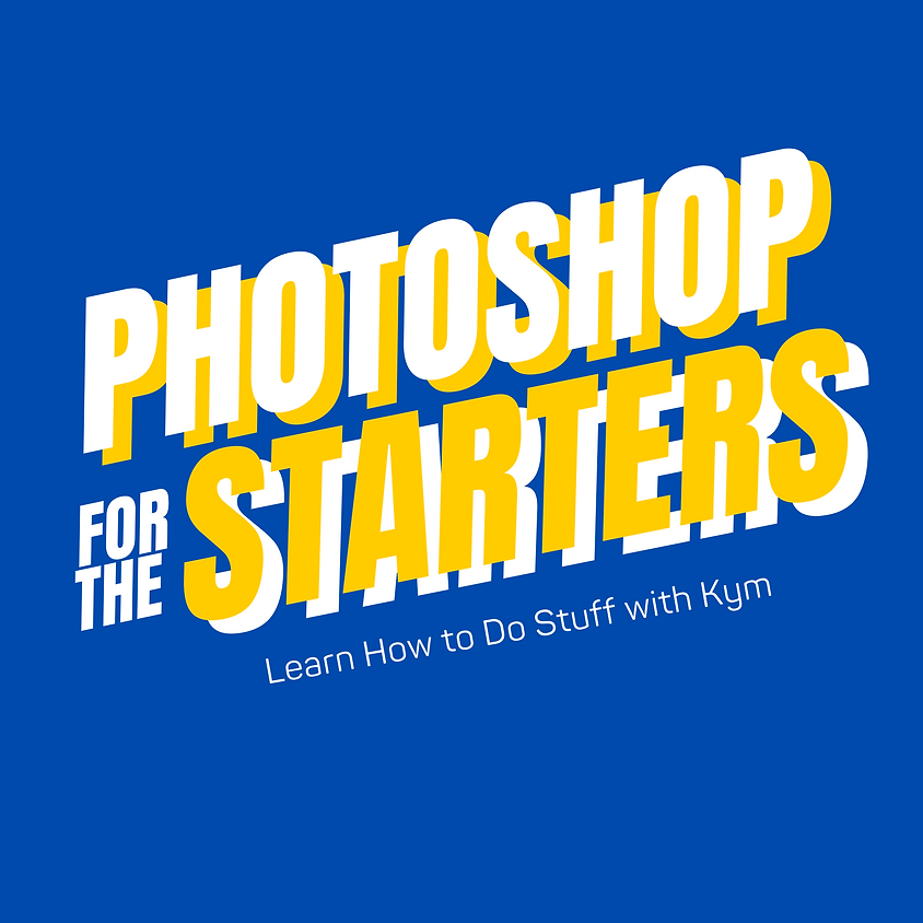 Learn How to Do Stuff: Adobe Photoshop