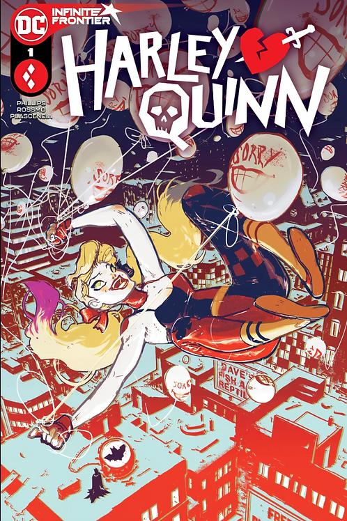 Harley Quinn #1 - Covers A & B