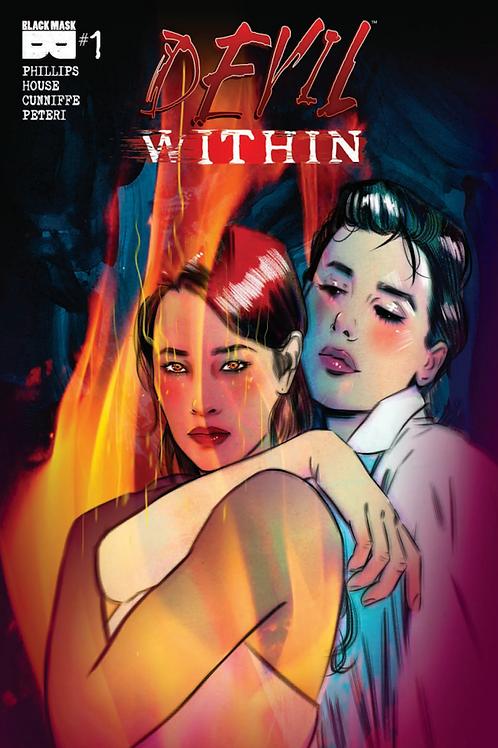 Devil Within - TPB Vol. 1