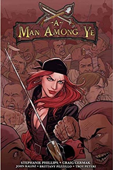 A Man Among Ye -TPB Vol. 1