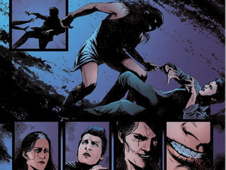 The Devil Within, a Comic Based on a Real Story About Possession – in Black Mask September 2018 Soli